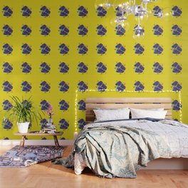 Favourite Food - Yellow by Chrissy Curtin Wallpaper