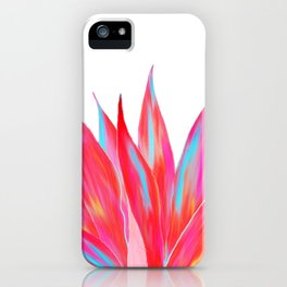 Sunny Agave Fringe Illustration iPhone Case