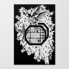 Save the birds Canvas Print