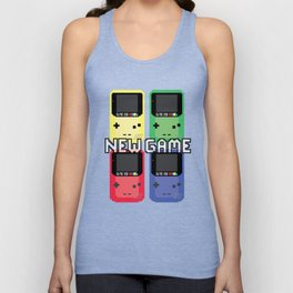 New Game Unisex Tank Top