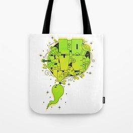 Love Doodle! Tote Bag