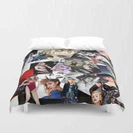 Madonna Collage-Ish. Duvet Cover