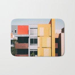 Los Angeles Architecture Bath Mat