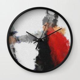 Son of Asgard Wall Clock