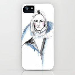 Sacai iPhone Case