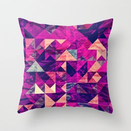 Geometric VI Throw Pillow