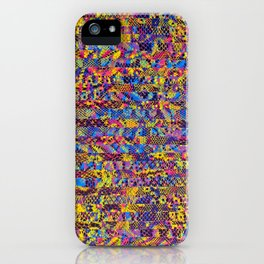 FLORAL DESIGN 3 iPhone Case