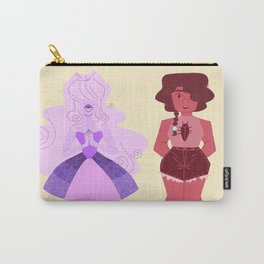 Iris and Rowena Carry-All Pouch