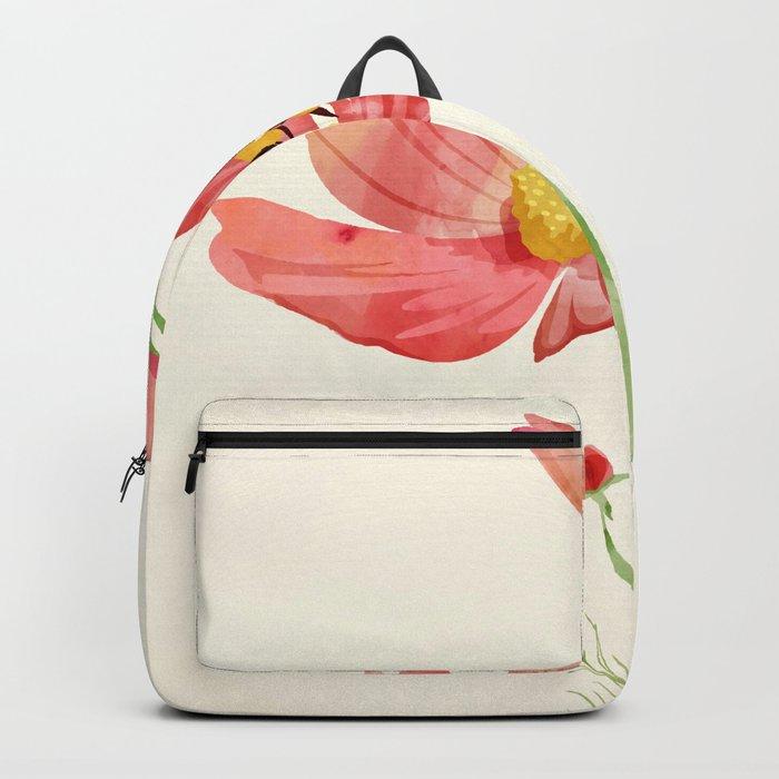 Flowers 101 Backpack