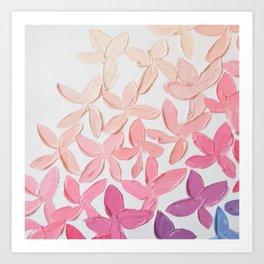 Spring Blooming Art Print