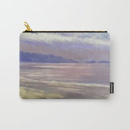 Horizon; View from Savary Island Carry-All Pouch