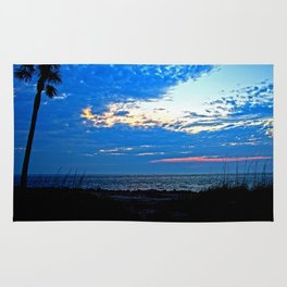 Sunrise on Fripp Island Rug
