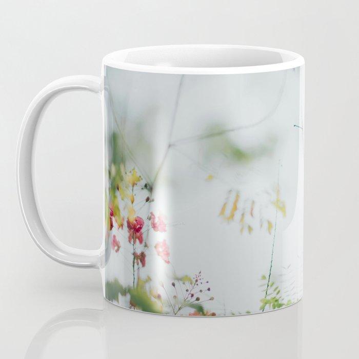 flower photography by chuttersnap Coffee Mug