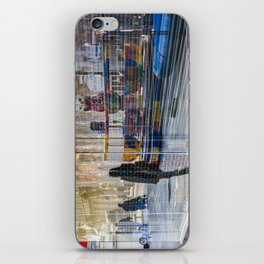 Walk on By iPhone Skin
