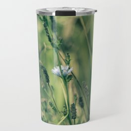 Green wild nature Travel Mug