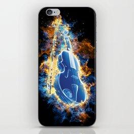 violin, fiddle iPhone Skin