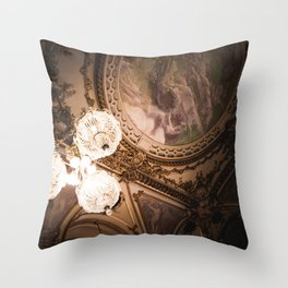 Grand Ceiling Throw Pillow