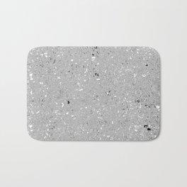 Gray Shine Texture Bath Mat