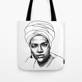 Audre Lorde Tote Bag