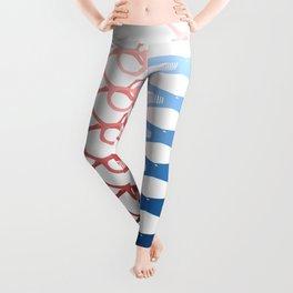 Scissors palette Leggings