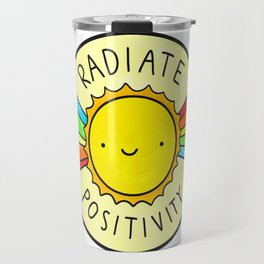 positivity Travel Mug