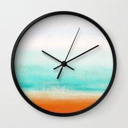 Waves and memories 02 Wall Clock