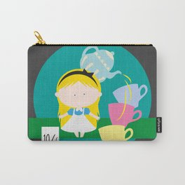 Alice In Wonderland_01 Carry-All Pouch