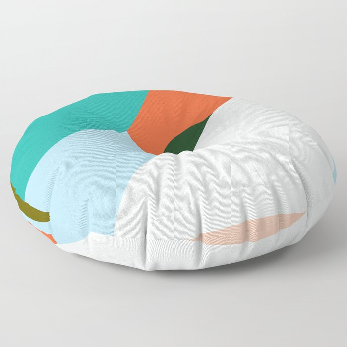 IN AND OUT no.1 Floor Pillow