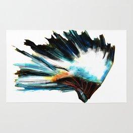 Indian Headdress Native America Illustration Rug
