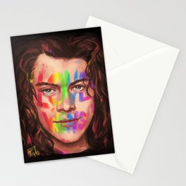 love wins Stationery Cards