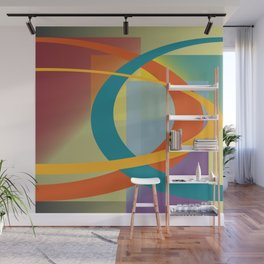 Gulfstream Wind Wall Mural