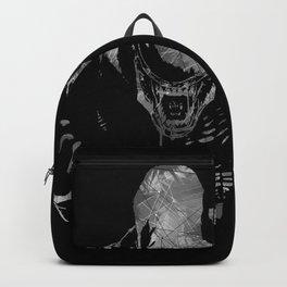 Aliens Here Backpack