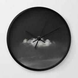 Clouds 19 Wall Clock