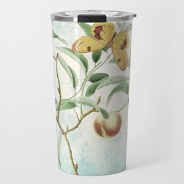 Soon shall our wings be stilled Travel Mug