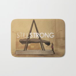 stillSTRONG Bath Mat