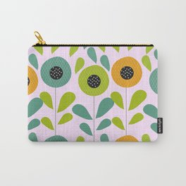 Cheery spring flowers Carry-All Pouch