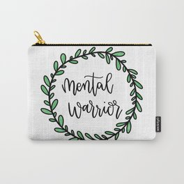 Mental Warrior Carry-All Pouch