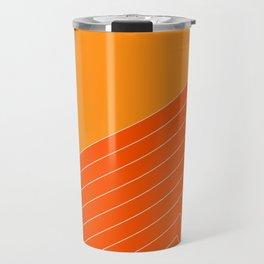 Orange Crush Range Travel Mug