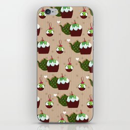 The Christmas COSY Collection  iPhone Skin