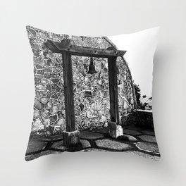 The Bell Throw Pillow