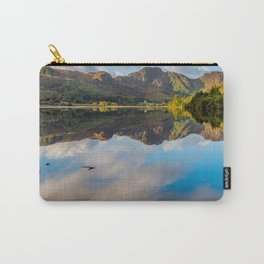 Lake Crafnant Snowdonia Carry-All Pouch