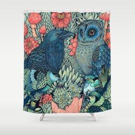 Owls Shower Curtains