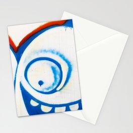 Grafitti Face Stationery Cards