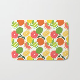 Citrus Harvest Bath Mat