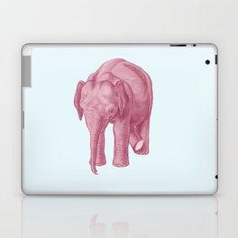 Pink elephants and the emperor of icecream Laptop & iPad Skin