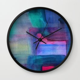 Abstract:  Mood Wall Clock