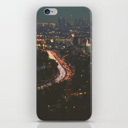 L.A. Skyline. Stardust iPhone Skin