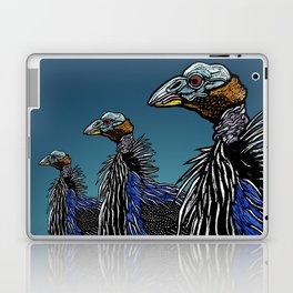 Exotoc birds - Vulturine Guineafowl Laptop & iPad Skin