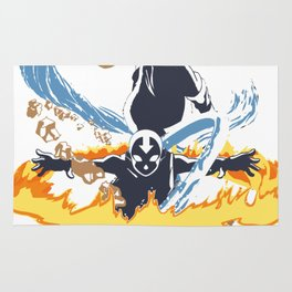 Power of elements Rug