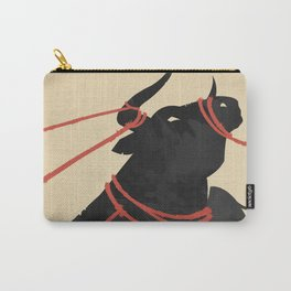 THE BEGINNING IS NEAR Carry-All Pouch